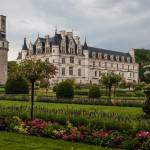Chateau Chenonceau in Loire Valley, France