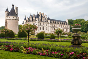 Chateau Chenonceau in Loire Valley